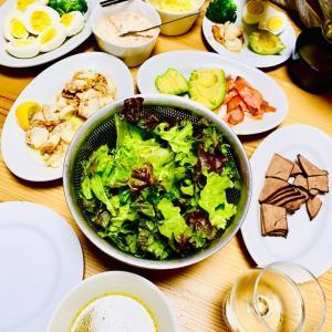 休日の非日常晩ご飯と、ドイツ人の食事。