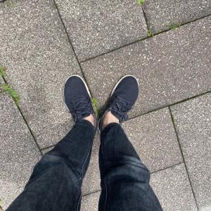 自粛生活の靴は1足で足りる。