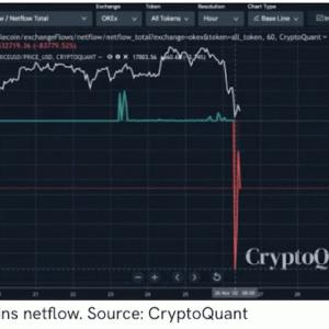 OKEx、180億円以上の仮想通貨が出金=CryptoQuantデータ