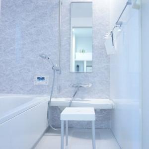 【入居後web内覧会】LIXIL★アライズ★グリジオセラドン採用~入居後の様子~【浴室】