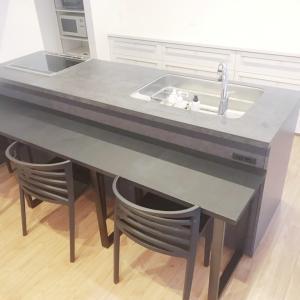 【入居後web内覧会】オープンキッチンとカウンターテーブルという選択【DIY】