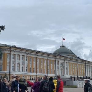 プーチン大統領の一日の動きが見れるサイト。