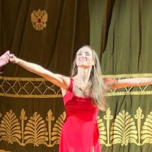 ボリショイバレエのスーパースターに会った。そして、また会う!