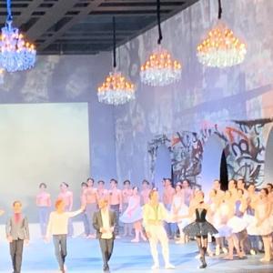 伝説のバレエ「ヌレエフ」ボリショイ劇場