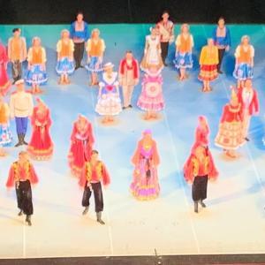 シベリア民族舞踊団
