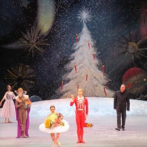 ボリショイ劇場「くるみ割り人形」in ロシアクリスマス