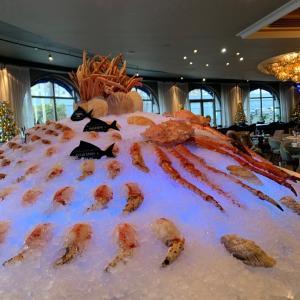 ロシアの海鮮料理「ERWIN」