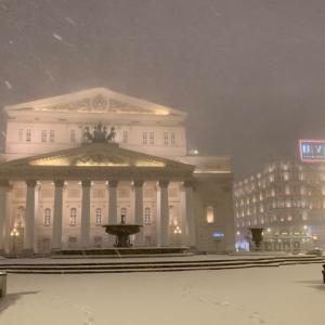 いきなり大雪降りました!