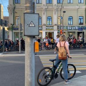サイクリングが大人気!モスクワ