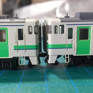 #鉄道模型 トミックス キハ40-400札沼線