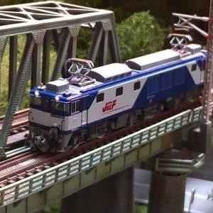YouTube #Nゲージ #鉄道ジオラマ工房 TOMIX EF64 1000をカスタマイズしてみる