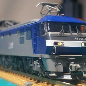 鉄道模型 TOMIX EF210 105号機