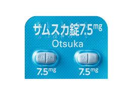 利尿薬:バソプレシン受容体拮抗薬