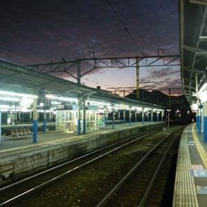 カメラロールの中の2009年小倉駅