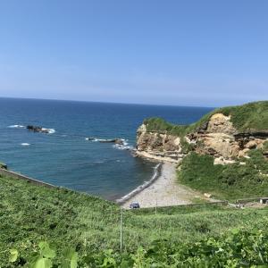 海水浴&キャンプ@新潟