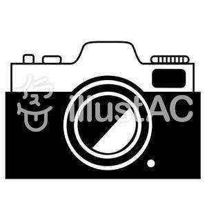 【イラストAC】カメラ イラスト素材
