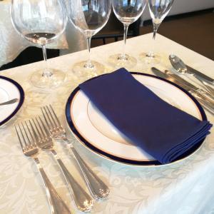 レッスンレポ)正統テーブルマナー