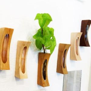 壁にマグネットで付く一輪挿し 花壁 新樹種追加のお知らせ