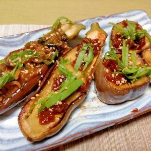 ■5分で..茄子田楽■5分で..味噌マヨツナで和えるだけサラダ &買ってよかった