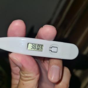 デング熱にて入院してます