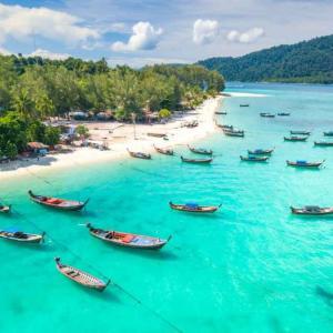 行きたかった・・・タイ最後の楽園、リぺ島!
