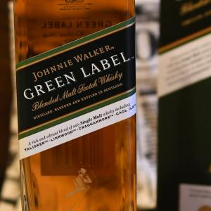 Johnnie Walker Green Label Aged 15 Years