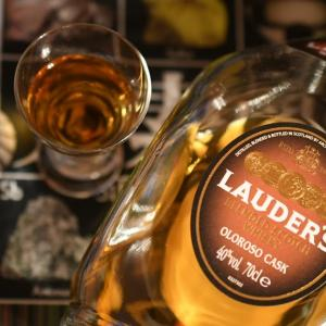 Lauder's Sherry Edition -Oloroso Cask-