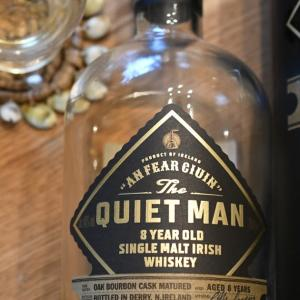 The Quiet Man Single Malt 8 Years Old