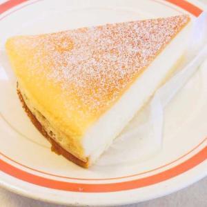 ベイクドチーズケーキ/はま寿司