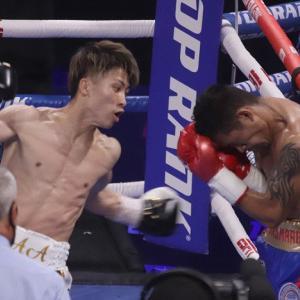 【3回TKO】戯れ言――井上尚弥がダスマリナスを倒し統一王座を防衛【WBAスーパー&IBFバンタム級】