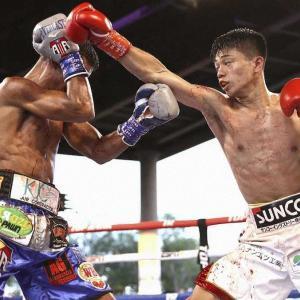 【4回TKO】戯れ言――ホープ中谷潤人、元王者で1位のアコスタをワンサイドで撃退【WBOフライ級V1成功】