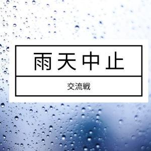 交流戦で雨の場合はどうなる?2019年の予備日と予備期間について見てみる