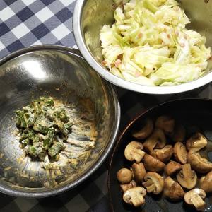 お弁当のおかず作りデー