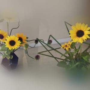 4月の駅の花