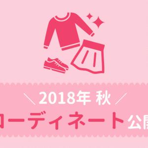 【ミニマリスト】アラサーの2018年秋コーディネート3パターン公開!