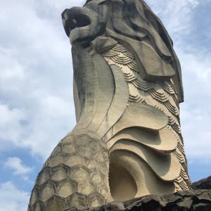 シンガポール旅行④ 〜セントーサ島のもろもろ〜