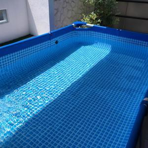 プールの水の利用法