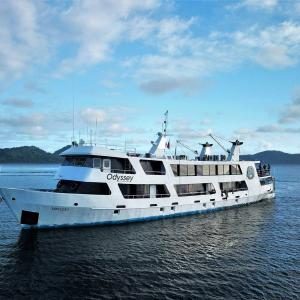 "Complete review of ""Odyssey"" liveaboard in Truk lagoon【Wreck diving, Chuuk, Micronesia, MV Truk Odyssey, Odyssey adventures】"
