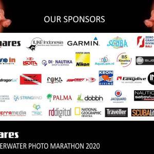 水中写真国際コンペ「8th Mares Underwater Photo Marathon 2020」で3位を受賞しました!