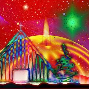 今日はクリスマスイブです。Merry X'mas!