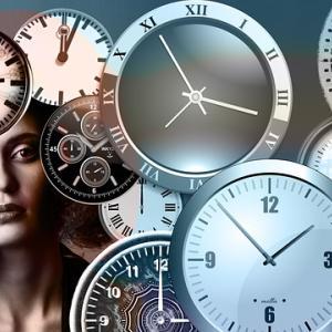 妄想と時間の関係