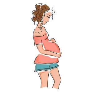 妊娠すると女性の運が上がるのは