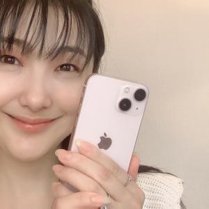 iPhone13 miniですよ