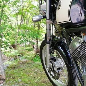愛知県道365号から段戸湖へ向かう道