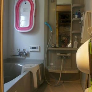 6人家族の浴室