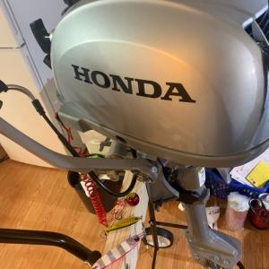 カヤック325×ホンダ2馬力 3種目制覇を目指す