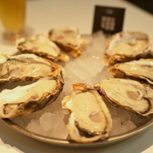 【大阪】バレンタインに阪急グランドビルの牡蠣食べ放題に行きました