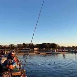 へらぶな釣行記@椎の木湖 2020年12月26日