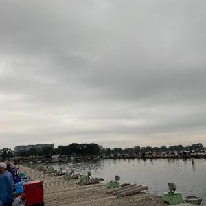 へらぶな釣行記@椎の木湖 2021年10月16日