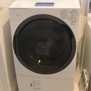 TOSHIBAドラム式洗濯機を購入しました〜。そのなもZABOON!!